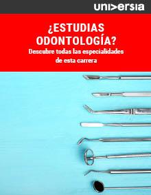 Ebook: ¿Estudias odontología? Descubre todas las especialidades de esta carrera