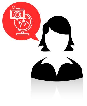 Tengo gran presencia y credibilidad en redes sociales, por lo que transmito mensajes que llegan de forma directa al público.