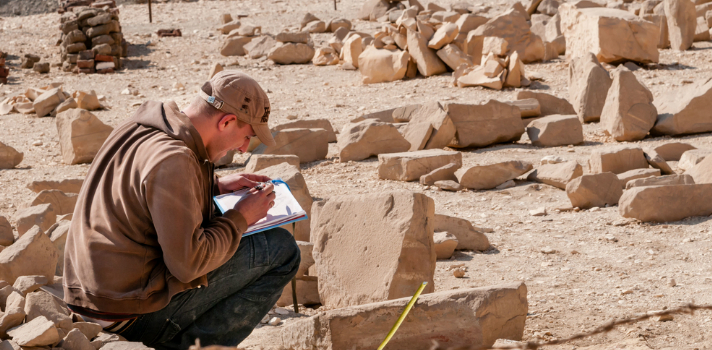 ¿Qué hace un arqueólogo? (incluye video).