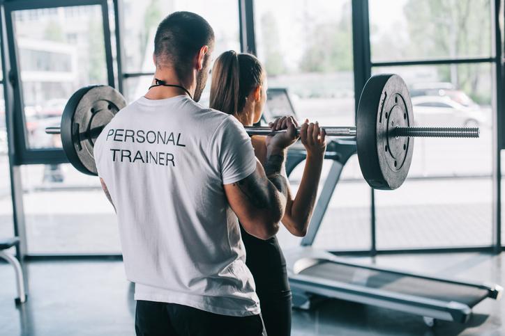 Cómo ser entrenador personal: estudios y cursos que pueden ayudarte