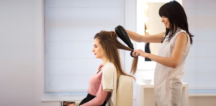 Curso de peluquería.