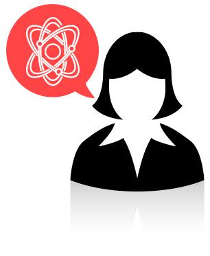 Investigo todos los aspectos de la física y aplico mis conocimientos para resolver problemas científicos y tecnológicos.