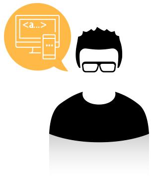 Diseño y proyecto sistemas y procesos mediante el uso de Tecnologías de la información y la Comunicación.