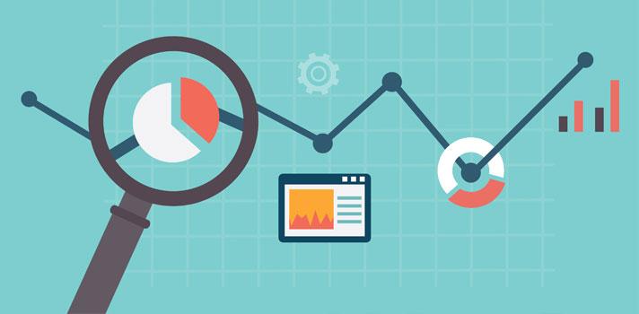 Manejan datos estadísticos sobre rendimiento de los contenidos.