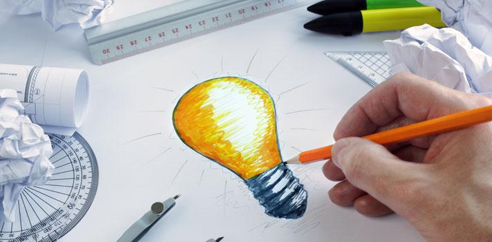 Ilustrador dibujando