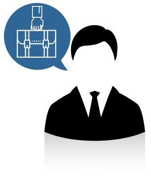 Asisto, represento y asesoro a personas interesadas en la obtención de registros de la propiedad industrial.