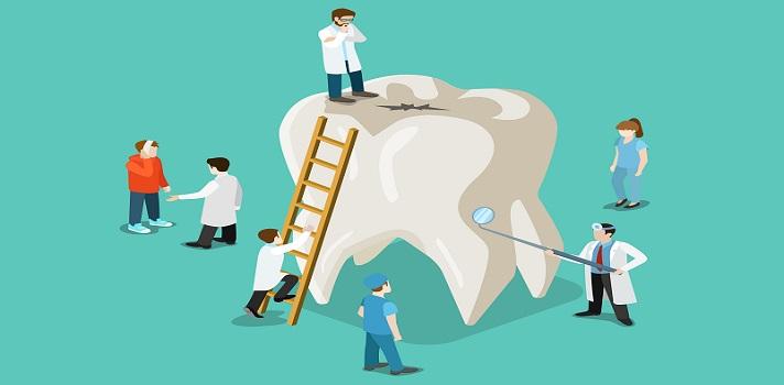 ¿Cómo debe ser un estudiante de odontología? (infografía)
