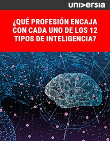 Ebook: ¿Qué profesión encaja con cada uno de los 12 tipos de inteligencia?