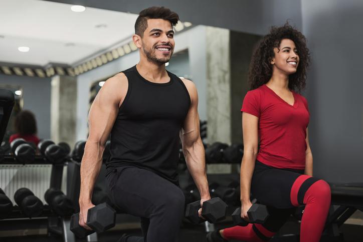 Ser Personal Trainer pode revelar-se uma actividade extremamente recompensadora