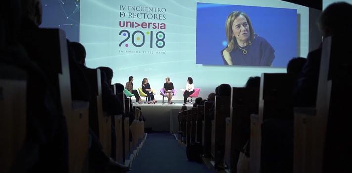María José Alonso destaca la importancia de la investigación para el desarrollo social