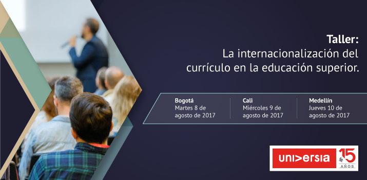 Estrategias curriculares que deben consolidar las universidades para internacionalizar a sus estudiantes.
