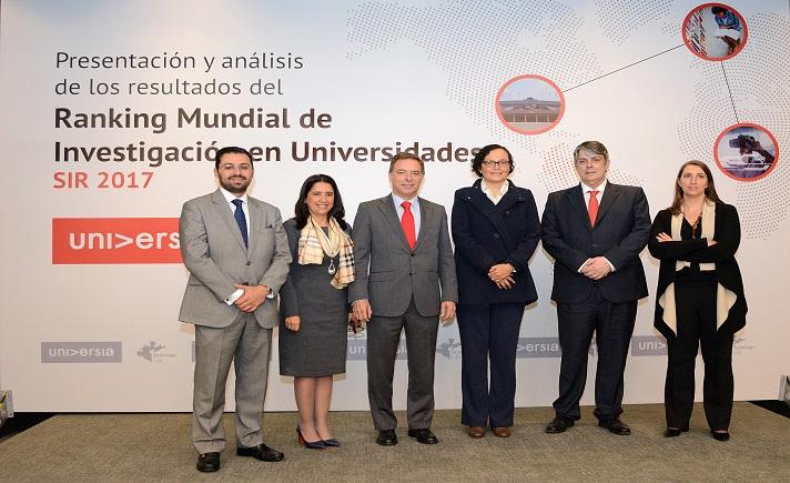 Tres universidades se suman a las 18 instituciones colombianas en el ranking de Investigación