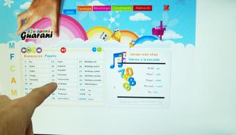 UNNE diseña un software para la enseñanza del idioma guaraní