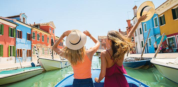 Con paseos de fin de semana es posible conocer nuevos destinos