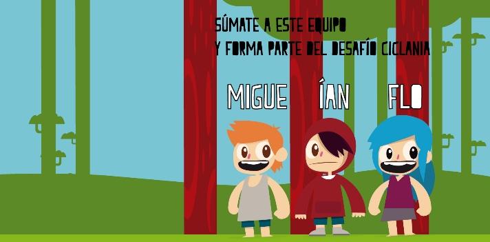 Ciclanía: un videojuego para crear conciencia sobre el cambio climático