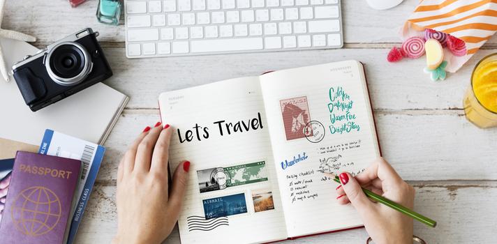 Planificar correctamente cada paso de tu viaje te ayudará a tener tranquilidad para enfocarte en el estudio