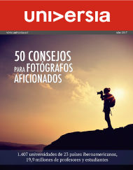 50 consejos para fotógrafos aficionados