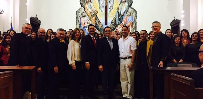 Espectacular encuentro de coros: 220 voces unidas en honor a Arecibo