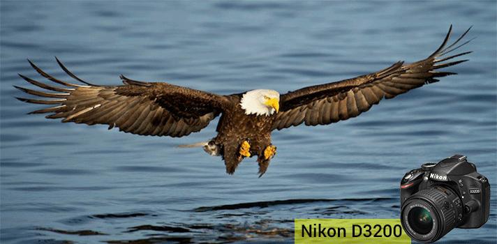 Nikon D3200 - Cámara réflex digital de 24 Mp