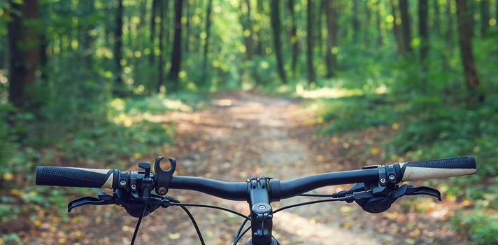 Ir en bicicleta al trabajo, una práctica saludable que debemos incorporar.