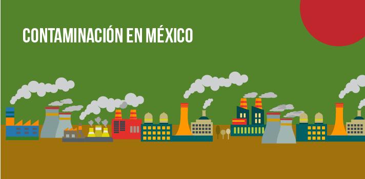 Contaminación en México: datos alarmantes sobre la situación del país
