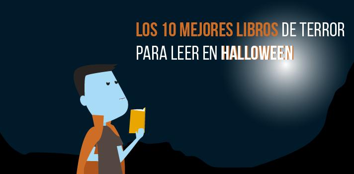 Los 10 mejores libros de terror para leer en Halloween