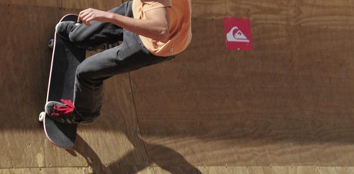 Skateboarding, el arte del deslizamiento