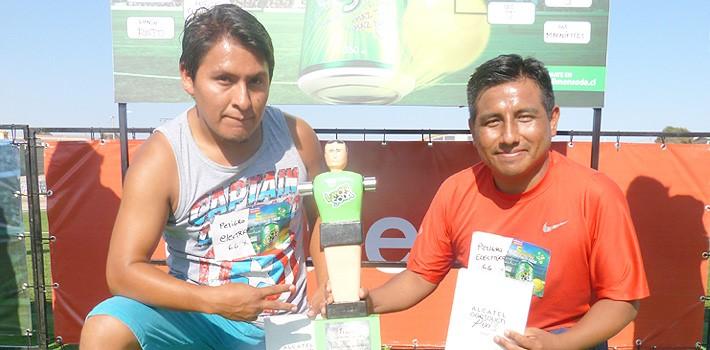 En Arica se inicia VI Campeonato Nacional de Taca Taca Limón Soda Universia 2017