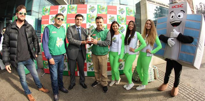 Dupla de primos representará a Concepción en final del Campeonato Nacional de Taca Taca