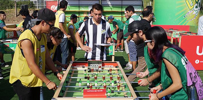 En Iquique se jugará VI Campeonato Nacional de Taca Taca Limón Soda Universia 2017