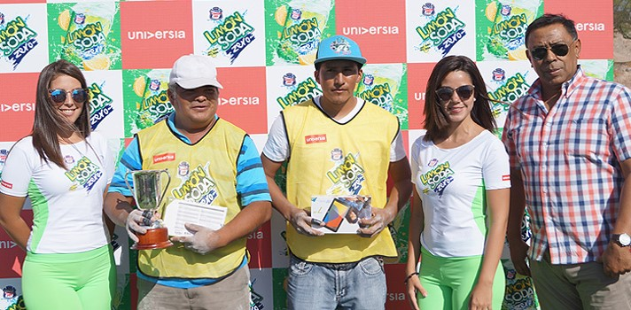 Los Guerreros se hicieron fuertes y disputarán la final del Campeonato de Taca Taca Limón Soda Universia