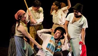 Gira Nacional de Teatro: una apuesta académica por la diversión
