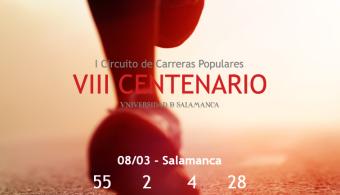 Incripciones abiertas para el Primer Circuito de Carreras Popuares VIII Centenario