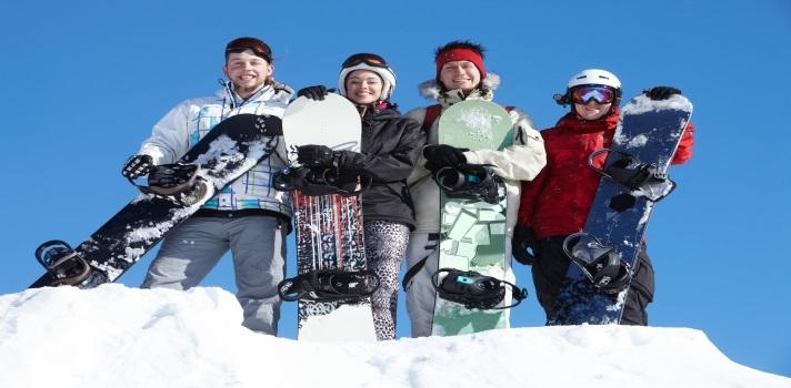 Siete actividades para disfrutar las vacaciones de invierno