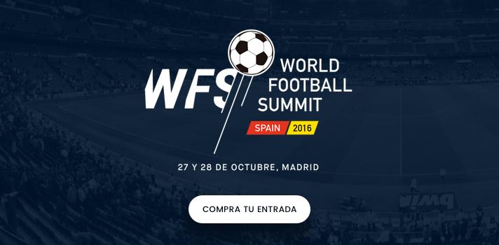 El fútbol español se viste de gala con la World Football Summit.