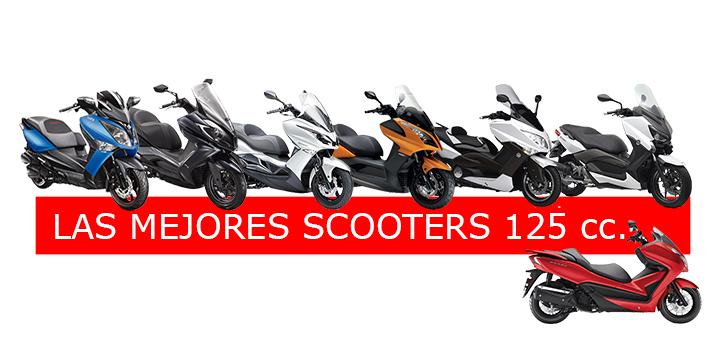 Las mejores Scooters. ¿Cuál comprar?