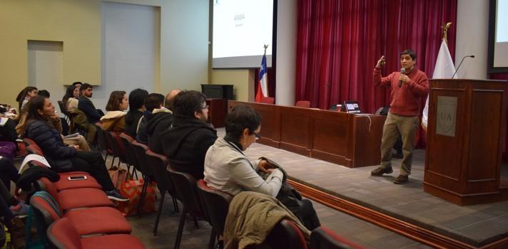 U. Autónoma aborda moderno enfoque para resolver problemas de lenguaje en adultos