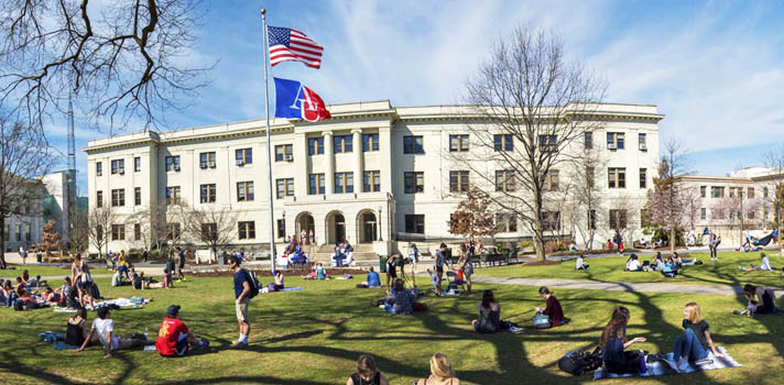 Becas del 100% para argentinos interesados en estudiar una carrera en Washington (EE.UU)