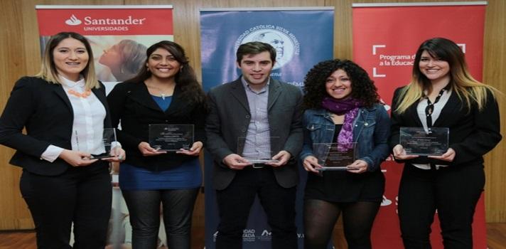 Becas Iberoamérica: Alumnos de la U. Católica Silva Henríquez estudiarán un semestre en el exterior
