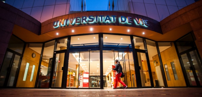 Universitat de Vic - Universitat Central de Catalunya