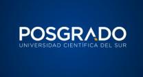 Posgrado Universidad Científica del Sur