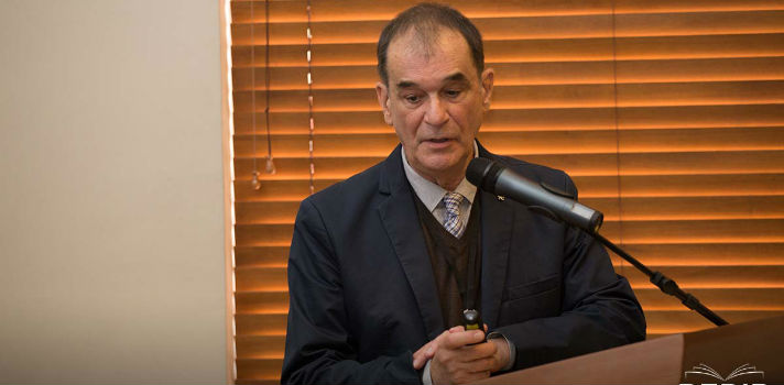 Ramón B. Rodríguez, Director Científico REDIB