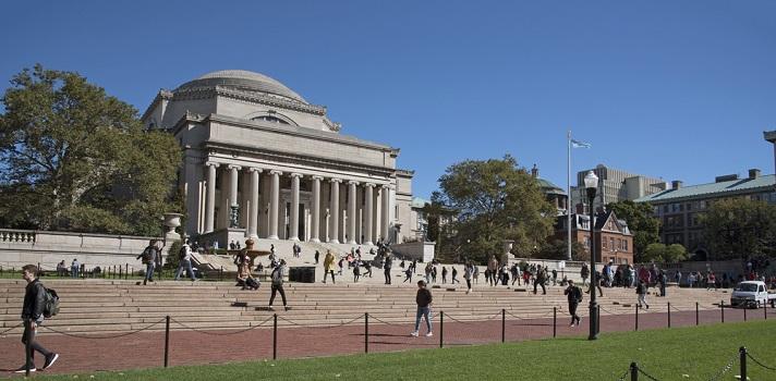 En Columbia casi la mitad de su alumnado es extranjero