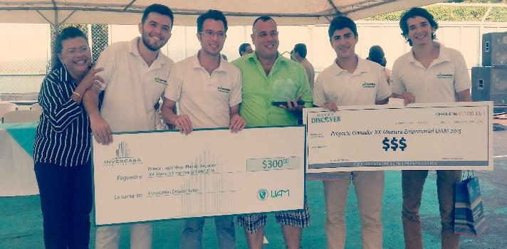 Emprendedores de la UAM presentan su Muestra Empresarial 2015