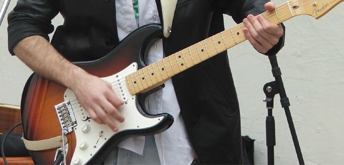 Curso online para aprender a escribir canciones
