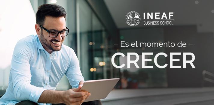La mejor formación online Fiscal Contable y Jurídica en INEAF Business School