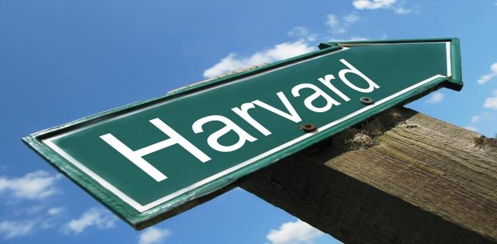 Cómo ingresar a Harvard University