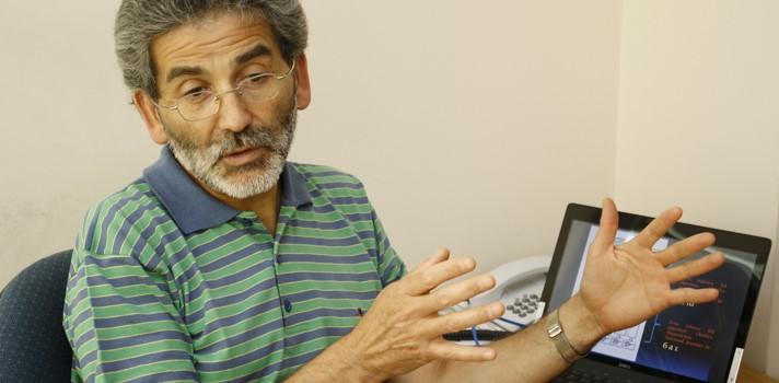 Dr. Eladio Mancilla, director Académico del PRIICAM