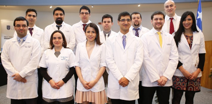 Proyecto único en el país entrega nuevos médicos especialistas para el Maule