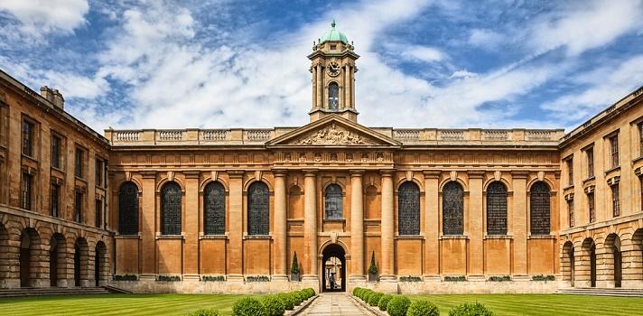 La Universidad de Oxford es considera una de las mejores del mundo